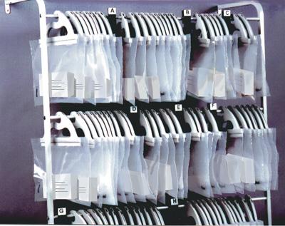 Sy Metal Hangup Racks